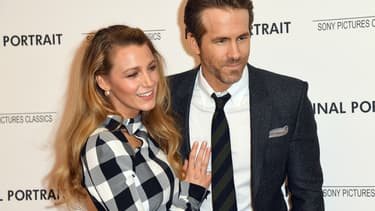 Blake Lively et Ryan Reynolds en 2018