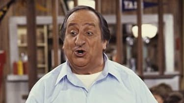 Al Molinaro dans le rôle du chef Big Al dans la série Happy Days
