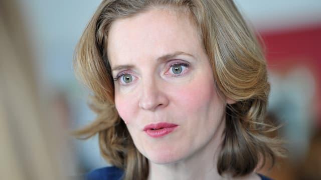 Nathalie Kosciusko-Morizet est candidate à la primaire de la droite et du centre.