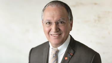 Benoît Battistelli, président de l'Office européen des brevets.