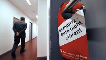 Le taux de chômage allemand a atteint 6,4% en mars.