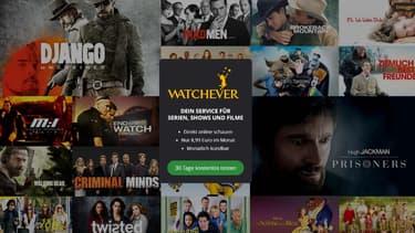 Watchever, concurrent allemand de Netflix