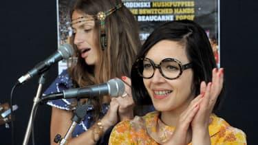 Le duo Brigitte sera en concert à l'Elysée pour la fête de la musique