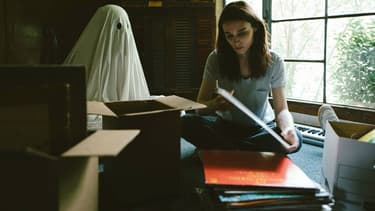 """Casey Affleck et Rooney Mara dans """" A Ghost Story"""", en salles le 20 décembre 2017"""