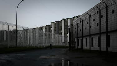 La prison de Fleury-Mérogis, dans l'Essonne, le 14 décembre 2017.