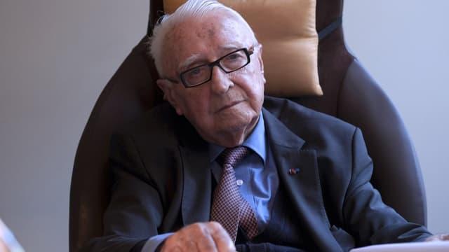 Louis Lareng est mort à Toulouse à l'âge de 96 ans.