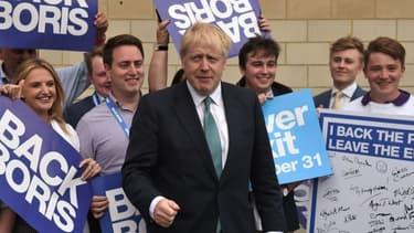 Johnson et ses partisans