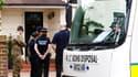 Le quartier de Claygate à Londres où résidait la famille victime de la tuerie de Chevaline a été évacué.