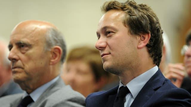 Maël de Calan fait office d'outsider dans la course à la présidence de LR.
