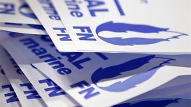 Le FN est arrivé en tête des élections cantonales partielles dimanche à Brignoles dans le Var.
