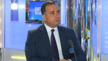 Marwan Lahoud, a expliqué que l'un des objectifs de 2013, pour EADS, était de relancer la dynamique commerciale de l'A380