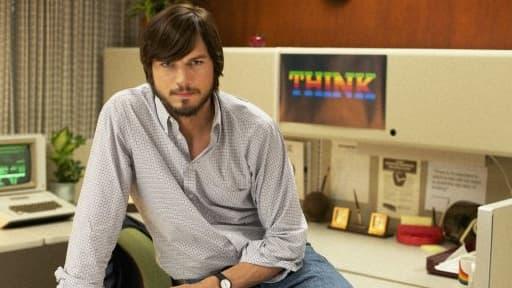 Ashton Kutcher avait déjà joué le rôle de Steve Jobs dans son biopic sorti en 2013.