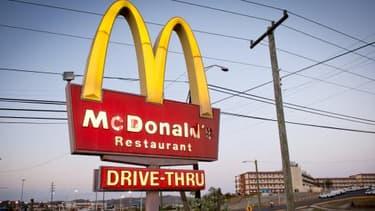 McDonald's va satisfaire ses actionnaires.