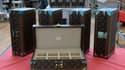 Le petit objet connecté, d'une autonomie de 6 mois, est disponible pour les bagages Horizon 50, 55 et 70 de Louis Vuitton à 250 euros.