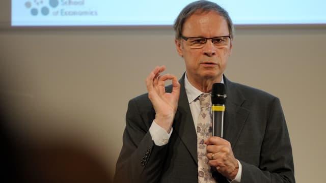 Jean Tirole avait reçu son prix Nobel en octobre 2014