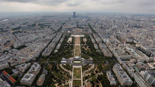 L'arrondissement le plus bruyant en 2020 est le 8ème