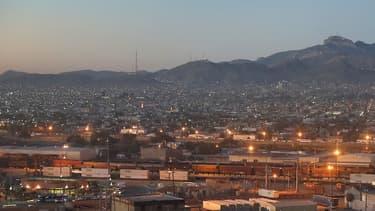 La ville mexicaine de Ciudad Juarez, vue depuis le Texas, le 14 octobre 2016. (Photo d'illustration)