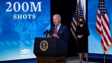 Le président américain Joe Biden évoque l'assaut contre Oussama Ben Laden, dix ans plus tard.