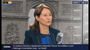 Bourdin Direct: Ségolène Royal - 23/02