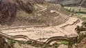 """Les chemins des Incas, ici sur le Machu Picchu au Pérou, est reconnu comme """"Patrimoine mondial"""""""