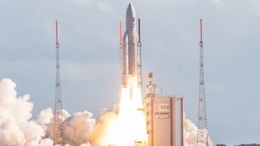 Nouveau bras de fer commercial entre SpaceX et Ariane Espace