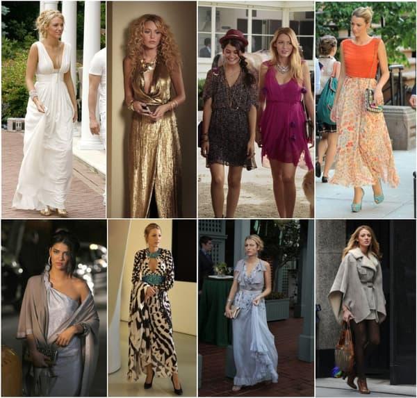 """Le style """"Boho Chic"""" dans Gossip Girl"""