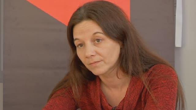 BFMTV a rencontré Sabine Atlaoui mercredi dans les locaux de l'association Ensemble contre la peine de mort à Montreuil.