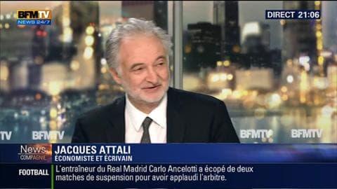 """""""On peut faire les réformes en 3 mois"""", estime Jacques Attali"""