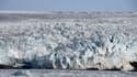 Un glacier norvégien - Image d'illustration