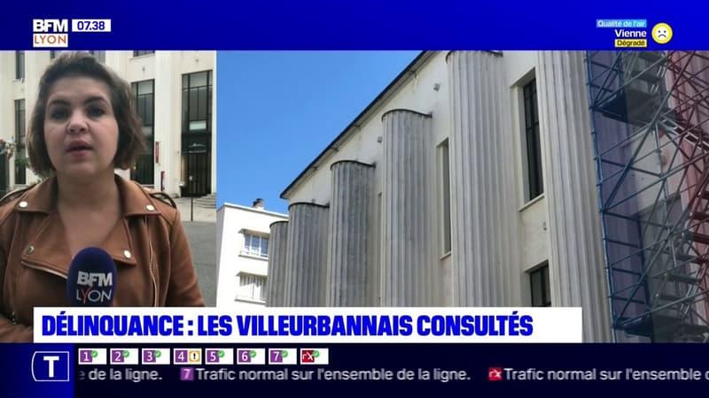 Villeurbanne: les habitants consultés pour définir un plan d'action contre la délinquance