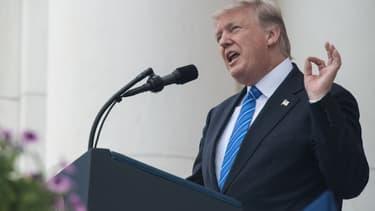 Donald Trump, le 29 mai.