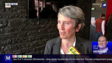 """Union de la gauche aux régionales: Fabienne Grebert se dit """"ouverte"""" mais refuse de se ranger derrière Vallaud-Belkacem"""