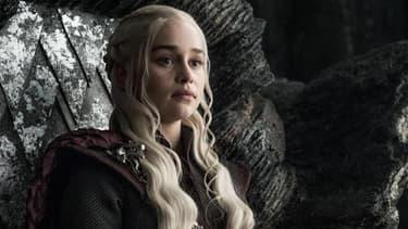 """Emilia Clarke dans """"Game of Thrones"""""""
