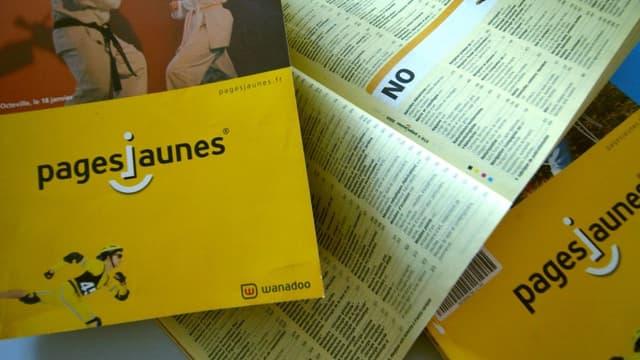 Le groupe est confrontée à la baisse continue de ses ventes d'annuaires papiers.