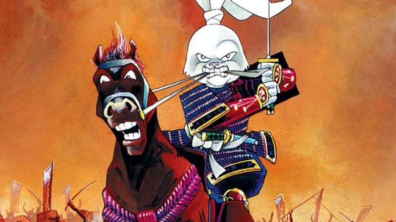 "Netflix adapte en série animée la BD culte ""Usagi Yojimbo"""