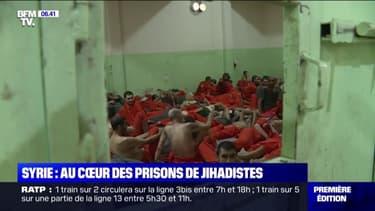 Syrie: des anciens combattants de Daesh entassés par milliers dans des prisons kurdes