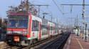 Entre 20 et 30 personnes s'en sont pris aux passagers d'une rame du RER B, samedi soir, en gare de Grigny-Centre.