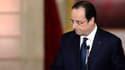 François Hollande, le 14 janvier dernier, lorsqu'il a donné les grands axes du pacte de responsabilité.