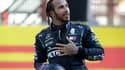 Lewis Hamilton dans la légende de la F1