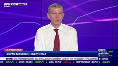 Nicolas Doze : Les PME mieux que les Livrets A - 01/10