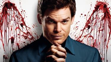 """La série """"Dexter"""", avec Michael C. Hall"""