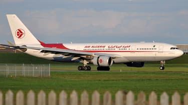 Un avion d'Air Algérie, le 27 juillet 2009. (Photo d'illustration)