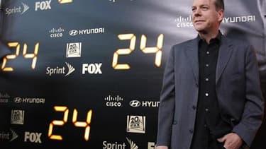 """Pour les adeptes de la série, l'information n'aura rien d'une surprise: le producteur de 24 Heures a annoncé que l'ultime épisode laisserait son héros, Jack Bauer, dans une situation plus qu'inconfortable. """"Moralement, éthiquement et émotionnellement, il"""