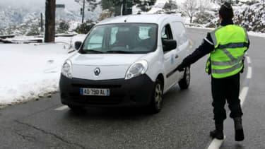 La Corse du Sud est largement surreprésentée dans les commandes de nouvelles plaques d'immatriculation