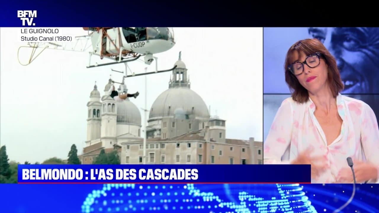 Édition spéciale : Décès de Jean-Paul Belmondo, l'as des cascades