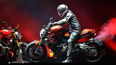 VW met en vente Ducati, Harley-Davidson et l'indien Eicher Motors aimeraient mettre la main sur la pépite italienne qui gagne des courses et des parts de marché.