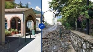 Les inondations ont causé d'importants dégâts dans le Gard notamment.
