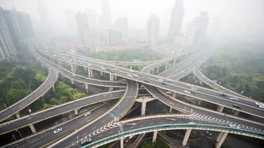 La pollution atmosphérique serait responsable, chaque année, de la mort de 1,2 million de Chinois. (image d'illustration)