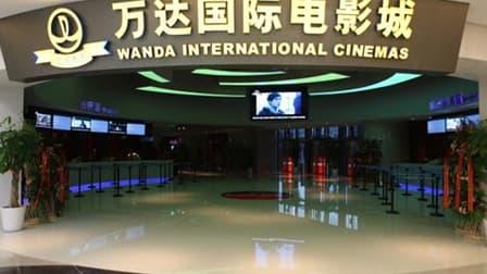 Wanda Group lance sa cité du cinéma