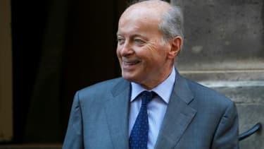 Le défenseur des droits Jacques Toubon à Paris, le 7 septembre 2016
